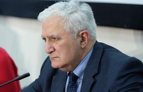 Amiran Gamkrelidze says coronavirus still poses threat to us