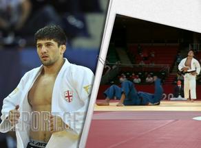 Lasha Shavdatuashvili losses in the final