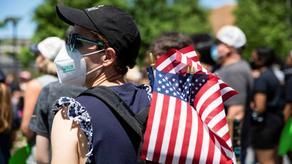 В США 57 683 человека заразились COVID-19 за сутки