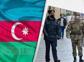 Martial law lifted in Azerbaijan
