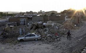 5 people killed in earthquake in Iran