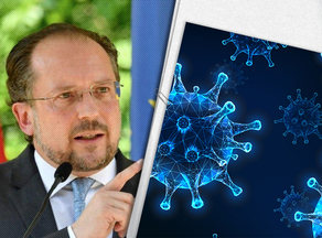 Austria's Minister of Foreign Affairs tests positive for coronavirus
