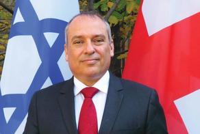 ისრაელის ელჩი საქართველოს მთავრობას მიმართავს