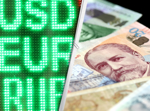 GEL strengthened against both leading currencies