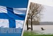 ფინეთში შტორმის გამო სანაპირო ზონები დაიტბორა