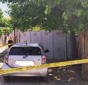 თბილისში ჟურნალისტის ავტომობილი გაქურდეს