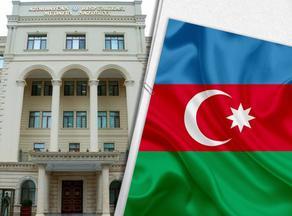 Members of the Armenian subversive group cross the territory of Azerbaijan