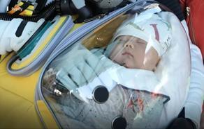 Капсула, которая защитит младенцев от коронавируса - ВИДЕО