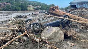 Число погибших от наводнения в Турции достигло 72