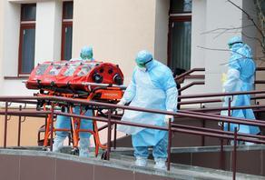Число людей, инфицированных COVID-19 в Беларуси, достигло 48 630