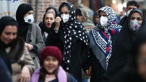 В Иране за сутки у 1657 человек был диагностирован коронавирус