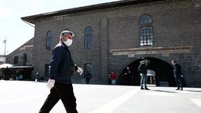 Turkey's coronavirus death toll at 4,461