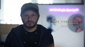 """Roko Iremashvili - """"Anti/gravity"""""""
