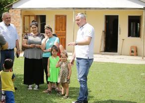 დევნილ ოჯახებს სოფლად 734 სახლი შეუსყიდეს
