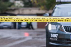 Two die in car crash on Dadiani Street