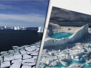 არქტიკაში ყინული ორჯერ უფრო სწრაფად თხელდება - მეცნიერები