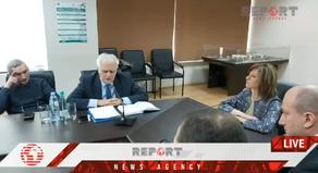 კორონავირუსის საფრთხეზე ჯანდაცვის სამინისტროში შეხვედრა გაიმართა - VIDEO