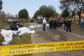 მძღოლი პოლიციის მოწოდებას არ დაემორჩილა -  ზუგდიდში მომხდარი ავარიის დეტალები