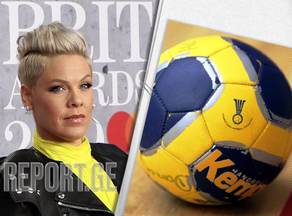 მომღერალი Pink ვროპის ხელბურთის ფედერაციას სექსიზმში ადანაშაულებს