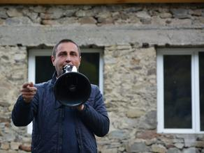 Лаша Чхартишвили оштрафован на 3000 лари