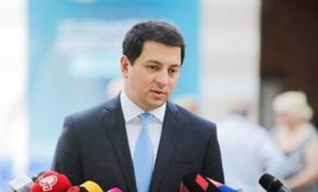 Политический диалог начался - Арчил Талаквадзе