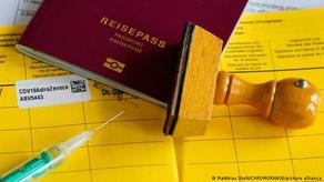 გერმანიის პოლიცია ყალბი კოვიდ-პასპორტების პრობლემაზე საუბრობს