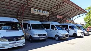 Drivers of minibuses threatened with physical retribution - 3 people arrested