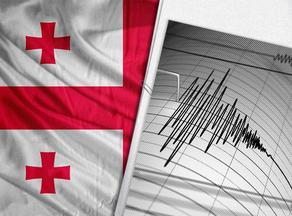Очередное землетрясение в Грузии