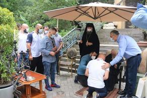 Патриарх Грузии благословил олимпийских спортсменов