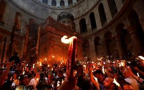В этом году в Болгарию не доставят благодатный огонь из Иерусалима