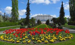 ბერლინის ბოტანიკური ბაღი გაიხსნა