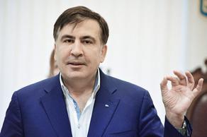Саакашвили: в октябре я выйду на передовую