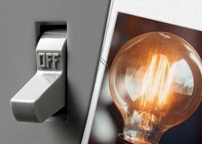 დღეს ელექტროენერგია გაითიშება - გადაამოწმეთ თქვენი მისამართი