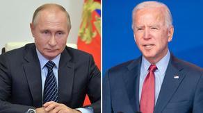 Байден: Встреча с Путиным состоится в июне