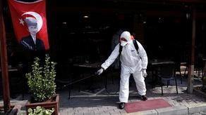 თურქეთში კორონავირუსით გარდაცვალების პირველი შემთხვევა დაფიქსირდა