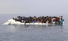 ლიბიის სანაპირო დაცვამ 90 მიგრანტი დააკავა
