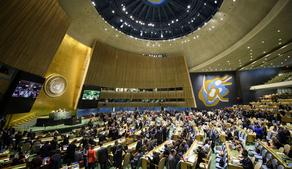 UN adopts Resolution on IDPs from Abkhazia and Tskhinvali