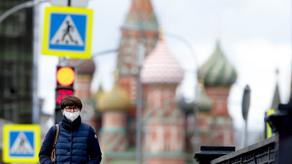 9,268 more people infected in one day in Russia