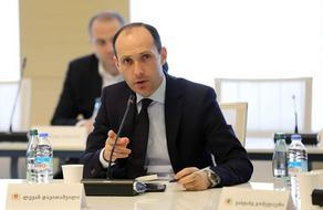 Давиташвили: Мы поддержим все инициативы по выпуску новых грузинских продуктов