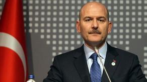 თურქეთის შინაგან საქმეთა მინისტრმა გადადგომაზე განცხადება დაწერა