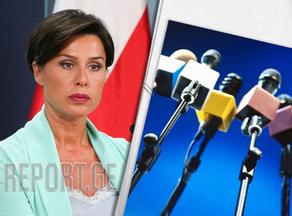 Эка Мишвеладзе: Это призыв взять на себя ответственность, а не насилие