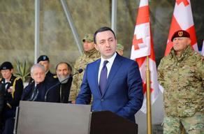 პრემიერ-მინისტრმა ომის ვეტერანებს ფაშიზმზე გამარჯვების დღე მიულოცა