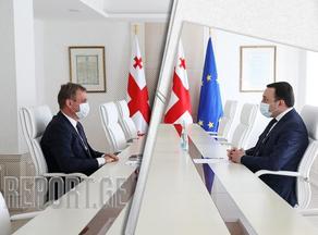 Премьер-министр назначил Шалву Ломидзе главой Службы разведки