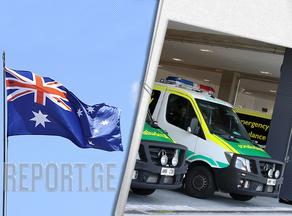 ავსტრალიაში რბოლის დროს მანქანამ ადამიანი მოკლა