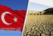 თურქეთში, შესაძლოა, წყლის დეფიციტი შეიქმნას