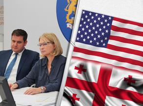 აშშ და საქართველო თავისუფალი ვაჭრობის შეთანხმებაზე მსჯელობენ
