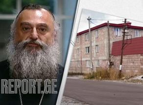 Father Nikoloz: She should have put aside issue of COVID and taken children out of that place