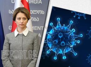 Coronavirus: Georgian Health Minister says country will face peak