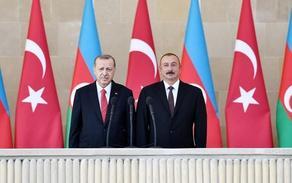 Президенты Азербайджана и Турции выступили с инициативой создания новой платформы