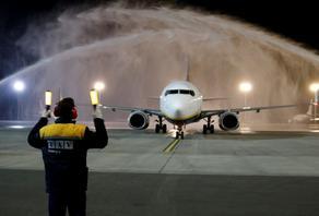 Ryanair-მა ქუთაისი-ბოლონიის მიმართულებით ფრენა დაიწყო